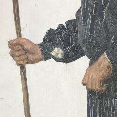 Jacob Kornerup 1825 1913 Portrait of Carl Petersen 1906 - 1702774