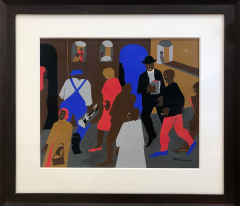 Jacob Lawrence Offered by JIMS OF LAMBERTVILLE - 1845200