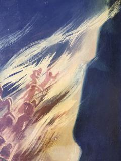Jacob Steinhardt Biblical Scene - 1702209