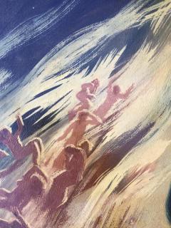 Jacob Steinhardt Biblical Scene - 1702212