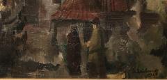 Jacob Steinhardt Village in Europe - 1587433