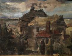Jacob Steinhardt Village in Europe - 1587434