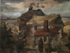 Jacob Steinhardt Village in Europe - 1591705