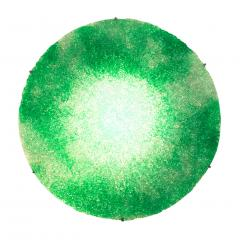 Jacopo Foggini Contemporary Green Polycarbonate Circular Italian Jacopo Foggini Wall Lamp - 1544957
