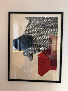 Jacqueline Debutler Untitled 1 Aquatint by Debutler - 1102036