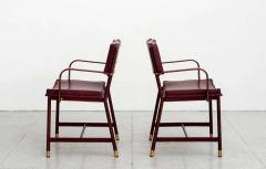 Jacques Adnet JACQUES ADNET ARMCHAIRS - 1644114