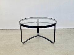 Jacques Adnet JACQUES ADNET ROUND COFFEE TABLE - 1964773
