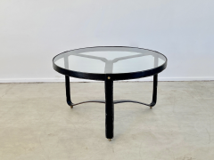 Jacques Adnet JACQUES ADNET ROUND COFFEE TABLE - 1964778