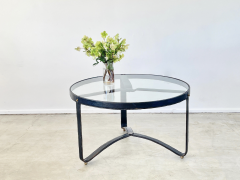 Jacques Adnet JACQUES ADNET ROUND COFFEE TABLE - 1964792