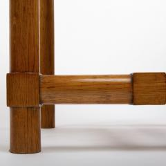 Jacques Adnet Jacques Adnet France a Pair of High End Tables - 1122429