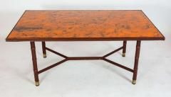 Jacques Adnet Jacques Adnet coffee table - 717773
