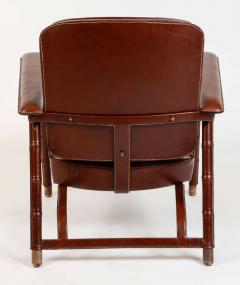 Jacques Adnet Pair of armchairs - 731498