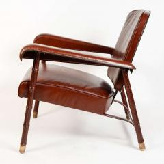 Jacques Adnet Pair of armchairs - 731500