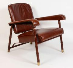 Jacques Adnet Pair of armchairs - 731501