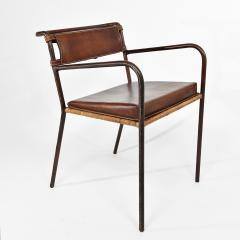 Jacques Adnet Pair of armchairs - 1986448