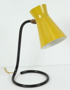 Jacques Biny Jacques Biny Cocotte Yellow Table Lamp for Luminalite - 340167