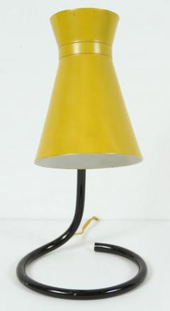 Jacques Biny Jacques Biny Cocotte Yellow Table Lamp for Luminalite - 340172