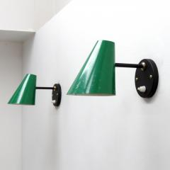 Jacques Biny Pair of Jacques Biny Wall Lamps 1950 - 1038852