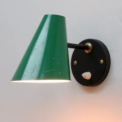 Jacques Biny Pair of Jacques Biny Wall Lamps 1950 - 1038859