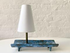 Jacques Blin JACQUES BLIN BLUE TRAY LAMP - 1845868
