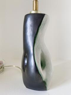 Jacques Blin JACQUES BLIN CERAMIC LAMP - 2039114