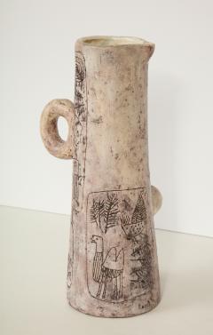 Jacques Blin RARE LARGE CERAMIC BLIN PITCHER - 1790081
