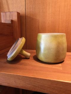 Jacques Dani Ruelland Ceramic Pot - 2023247