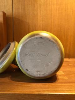 Jacques Dani Ruelland Ceramic Pot - 2023248