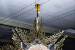 Jacques Duval Brasseur Huge Lamp - 726585