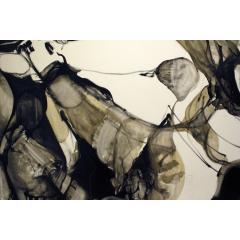 Jacques Fabert Decouverte Painting 1962 - 540372