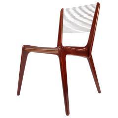 Jacques Guillon Jacques Guillon Cord Chair - 1322172