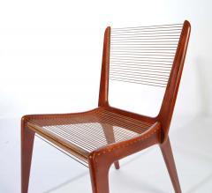 Jacques Guillon Jacques Guillon Cord Chair - 1322173