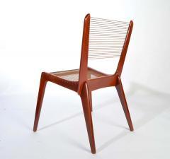 Jacques Guillon Jacques Guillon Cord Chair - 1322175