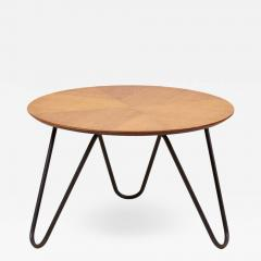 Jacques Hitier Coffee Table by Jacques Hitier for Tubauto France 1950 - 968928