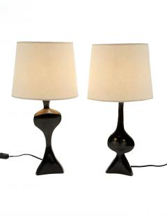 Jacques Jarrige Adam and Eve Sculpture Lamps by Jacques Jarrige - 144011