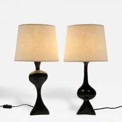 Jacques Jarrige Adam and Eve Sculpture Lamps by Jacques Jarrige - 146764