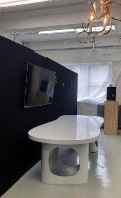 Jacques Jarrige Cloud Large desk or dining table - 1426061