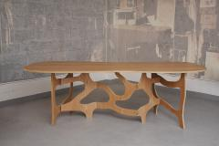 Jacques Jarrige Meanders Dining Table by Jacques Jarrige - 158597