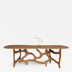 Jacques Jarrige Meanders Dining Table by Jacques Jarrige - 196851