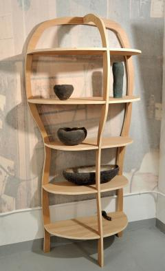 Jacques Jarrige Meanders Shelves by Jacques Jarrige - 172011