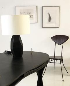 Jacques Jarrige Nazca Large Table Lamp in Bronze - 1260937