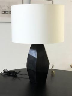 Jacques Jarrige Nazca Large Table Lamp in Bronze - 1260938