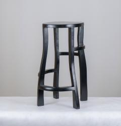Jacques Jarrige Sculpted Bar Stools by Jacques Jarrige - 311126
