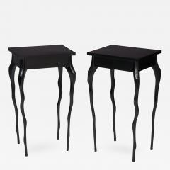Jacques Jarrige Sculpted Side Tables by Jacques Jarrige Torquemada  - 291861