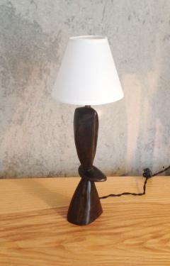 Jacques Jarrige Small Bronze Table Lamps by Jacques Jarrige - 238735