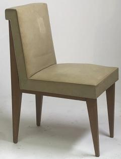 Jacques Quinet Jacques Quinet superb genuine pair of chairs in vintage condition - 1133332