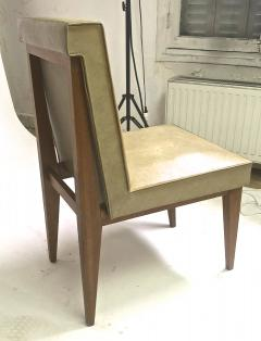 Jacques Quinet Jacques Quinet superb genuine pair of chairs in vintage condition - 1133333