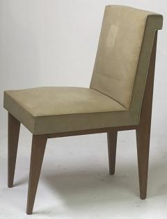 Jacques Quinet Jacques Quinet superb genuine pair of chairs in vintage condition - 1133334