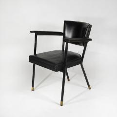 Jacques Quinet Rare Desk Chair by Jacques Quinet - 1245206