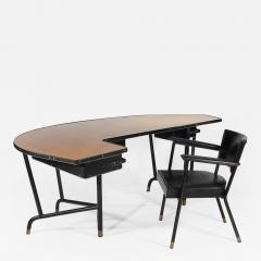 Jacques Quinet Rare Desk Chair by Jacques Quinet - 1246305